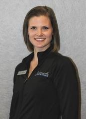 Dental Hygienist, Jess, headshot