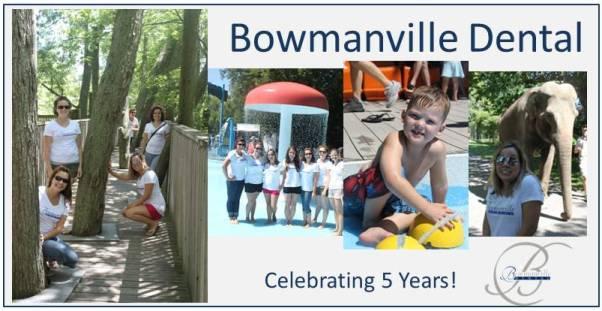 Bowmanville Dental Zoo Day Celebration