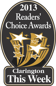 2013 Reader's Choice Award