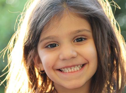child needs orthodontics