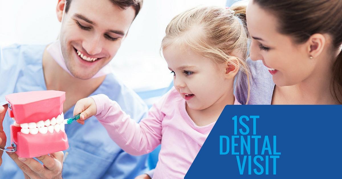 Your Childs First Dental Visit Bowmanville Dental